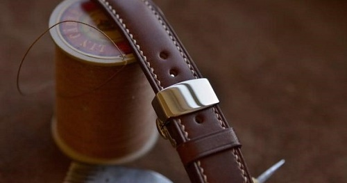 Cách làm đồng hồ đeo tay Handmade da thật