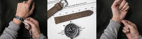 Cách đo quai đồng hồ