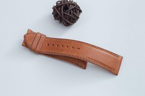 dây đồng hồ da bò vachetta