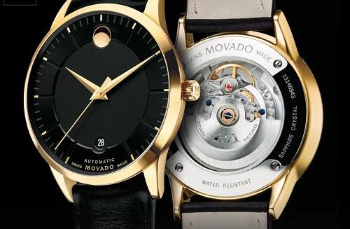 bộ máy đồng hồ movado