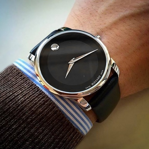 dây đồng hồ movado