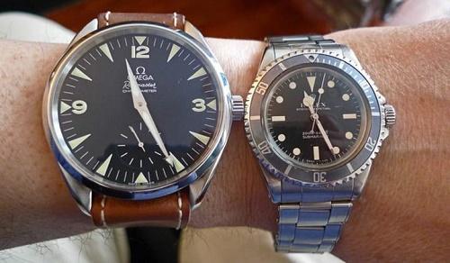 đeo đồng hồ nam đúng cách