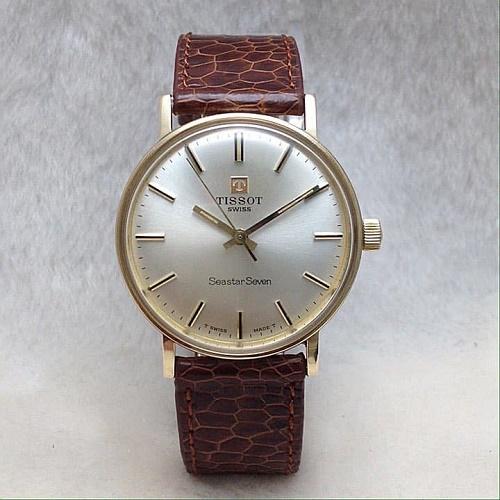 dây đồng hồ tissot da đà điểu
